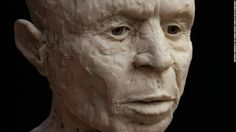 At the British Museum, visitors can meet the man behind the man behind a 9,500-year-old plastered skull, thanks to an extraordinary reconstruction effort.