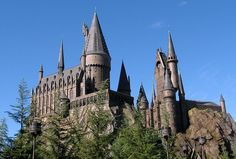 The Wizarding World of Harry Potter: literally will tears of Muggle happiness when I step foot on Hogwarts grounds in May