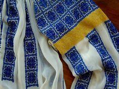 Ie Crasna, Gorj. Folk Embroidery, Textiles, Costume, Blanket, Blouse, Costumes, Blouses, Blankets, Fabrics