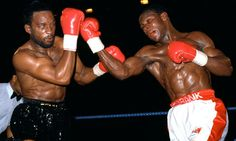 Benn v Eubank. I grew up with amazing fights in this division between Benn, Eubank, Watson and Collins.