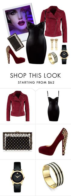 """""""Lift Up Your Eyes And See The Sun Is Rising"""" by loocreve ❤ liked on Polyvore featuring Freaky Nation, Charlotte Olympia, Brian Atwood, Movado, Fiorelli and Roberto Cavalli"""