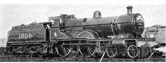 Steam Locomotives of a More Leisurely Era 1902 – 4-4-0 Compounds Midland Railway