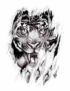 Tiger Tattoo Design Tattoos Designs