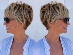 2017's Best Short Haircuts for Older Women