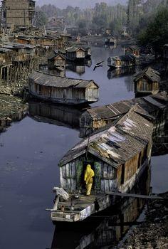 Kashmir, India by Steve McCurry