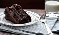 Moist Chocolate Cake.
