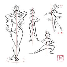 ArtStation - Drawing , TB Choi