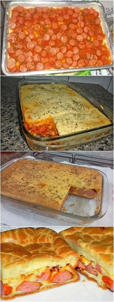 Easy Meal Prep, Easy Meals, My Recipes, Favorite Recipes, Salty Foods, Tasty, Yummy Food, Portuguese Recipes, No Cook Meals