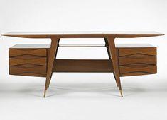 Gio Ponti desk designed 1950