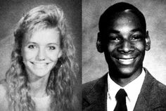 Cameron Diaz in 1988 and Snoop Dogg in 1988 at Long Beach Polytechnic High School in Long Beach, California