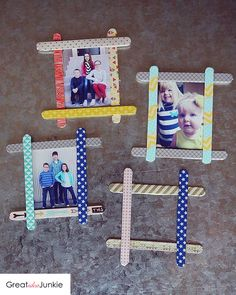 Lovely DIY craft you can make with your kids