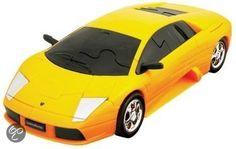 bol.com | Lamborghini Murcielago, geel | Speelgoed