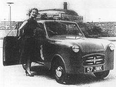 Astra (United Kingdom) - 1956 - 1959)