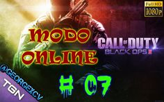 Call Of Duty Black Ops 2 let's play # 7 1080p 2.0 @georgexcv