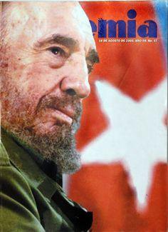 Portada de la edición dedicada al cumpleaños 80 de Fidel. 18 de agosto de 2006