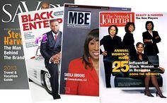 Magazines and Black Business Magazines