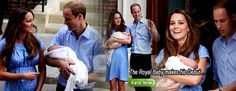 The Royal Baby makes