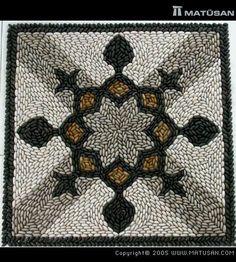 Matusan pebble mosaic, 2005.