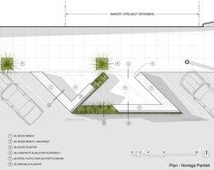 Noriega Street Parklet, San Francisco, California by Matarozzi Pelsinger Design + Build
