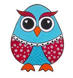 'Owl' by Kelly Gatchell Hartley