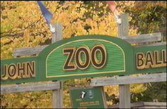 John Ball Zoo, Grand Rapids, Michigan
