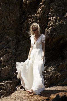 Mariage - Robes Elise Hameau : Robe Eglantine