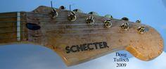 schecter california neck pocket - Поиск в Google