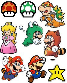 Super Mario Brothers Shrinky Dink Necklace for Video Games Day! - Doodle Craft…: Super Mario Brothers Shrinky Dink Necklace for Video Games Day! Super Mario Tattoo, Super Mario Kunst, Super Mario Art, Mario Party, Tattoo Casal, Shrink Art, Super Mario Brothers, Shrinky Dinks, Doodles