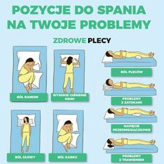 Jak wybrać poduszkę, aby się wyspać i uniknąć bólu szyi? - Zdrowe Plecy A Piece Of Advice, Useless Knowledge, Healthy Life, Funny Jokes, Health Tips, Psychology, Life Hacks, Beauty Hacks, Health Fitness