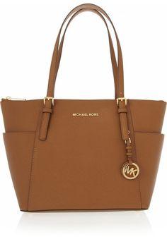 Brown Handbag by MICHAEL Michael Kors. Buy for $250 from NET-A-PORTER.COM