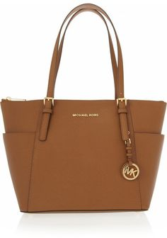 Brown Handbag by MICHAEL Michael Kors. Buy for $250 from NET-A-PORTER.COM