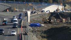 'Unforseen factors' delay completion of McKenzie interchange to summer 2020 Traffic Light, Under Construction, Factors, Climate Change, Past, Landscape, News, Summer, Past Tense