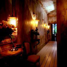Gessoed hallway •♥• by Sera of London