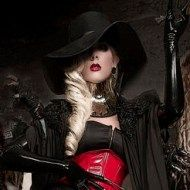 Maria Brink (her hat is not the same as mine but its close :))