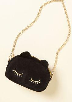 Lovely and Lush Velvet Bag, @ModCloth