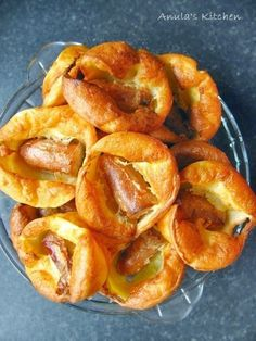 Mini Toad in the Hole | 15 Insanely Delicious Yorkshire Pudding Recipes