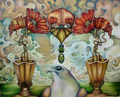 Surrealism and Visionary art: Andrew Batcheller