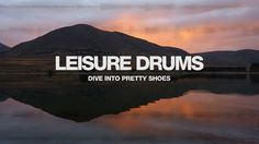 Leisure Drums was the first song when we started to record our new album. It represents the direction where we went and how we wanted to sound like.…  #diveintoprettyshoes #dive #artcover #instrumental #newzealand #drums #leisure #ableton8