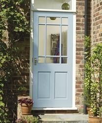 Hardwood External Doors – Best Quality Solid, Triple and Double Glazed Doors specifically for use as Exterior Wooden Doors and Timber Front Doors Double Front Doors, Wooden Front Doors, Timber Door, Glass Front Door, Wooden Door Hangers, Front Entry, Glass Door, Glazed External Doors, Ideas
