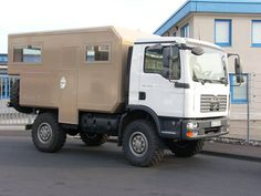 MAN 8150 FAE with MAN G90 cabin