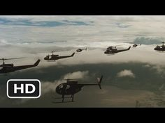 "The ""Ride of the Valkyries"" sequence in ""Apocalypse Now"" (directed by Francis Ford Coppola). My vote for the greatest film sequence ever."
