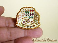 Image result for 1/12 miniature jewellery 0n pinterest