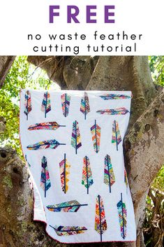 Use my free and easy no waste cutting tutorial to make Anna Maria's beautiful Feather Bed Quilt! : Use my free and easy no waste cutting tutorial to make Anna Maria's beautiful Feather Bed Quilt! Quilting Tutorials, Sewing Tutorials, Sewing Tips, Quilting Ideas, Quilting Designs, Sewing Ideas, Sewing Patterns Free, Free Sewing, Free Pattern