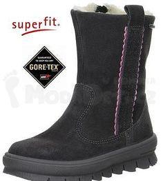 Dětská zimní obuv Superfit 7-00210-06 Stone Kombi 29