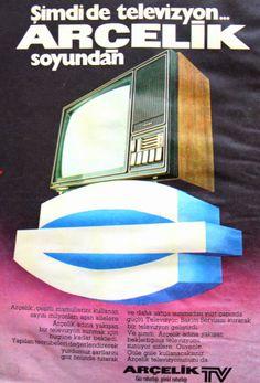 OĞUZ TOPOĞLU : arçelik televizyon 1975 nostaljik eski reklamlar