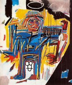 jean-michel basquiat artwork | Written Word Jean Michel Basquiat, Jm Basquiat, Picasso, Brooklyn, Mona Lisa, Neo Expressionism, Life Paint, Nyc, Andy Warhol