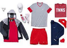 Roland Garros 2014: tenue Nike de Roger Federer