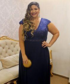 000d9ff1c 53 mejores imágenes de Vestidos de fiesta plus size