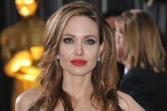 Angelina collects deadly daggers! Click picture to read the Top 10 Weirdest Celebrity Hobbies!