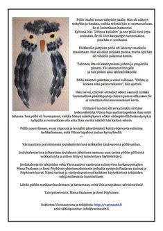 Vuonna 2014 Värinauttien joulukalenteri keskittyi uttilaisen pöllön yöllisiin havaintoihin. Alta löydät kaikki vuonna 2014 julkaistut kalenteritehtävät ja tarinat, sillä joulukalenteria voi... Arts And Crafts, Bird, Owls, Birds, Owl, Art And Craft, Tawny Owl, Art Crafts, Crafting